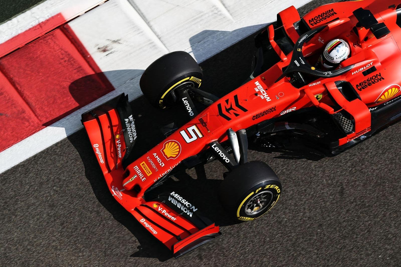 Ferrari SF90, a very efficient car and an exceptional engine
